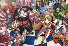 日本动画片《妖精的尾巴 FAIRY TAIL》全277集 国语版 720P/MKV/89.6G 动画片妖精的尾巴下载-儿童动画网