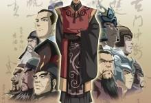 中日合拍动画《三国演义 Romance of Three Kingdoms》全52集 国语版 720P/MP4/28.5G 动画片三国演义下载-儿童动画网