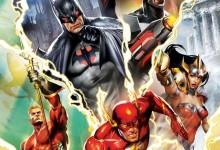 美国动画电影《正义联盟:闪点悖论 Justice League: The Flashpoint Paradox 2013》英语中英双字 1080P/MKV/1.56G 正义联盟动画片下载-儿童动画网