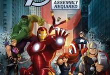 美国动画片《复仇者集结 Avengers Assemble》第一季全26集 英语中英双字 720P/MP4/6.9G 动画片复仇者系列下载-儿童动画网