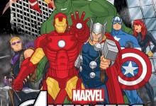 美国动画片《复仇者集结 Avengers Assemble》第二季全26集 英语中英双字 720P/MP4/9.56G 动画片复仇者系列下载-儿童动画网