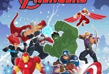 美国动画片《复仇者集结 Avengers Assemble》第三季全26集 英语中英双字 720P/MP4/5.67G 动画片复仇者系列下载-儿童动画网