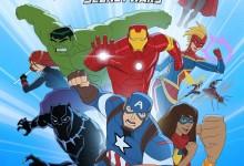 美国动画片《复仇者集结 Avengers Assemble》第四季全26集 英语中英双字 1080P/MP4/6.44G 动画片复仇者系列下载-儿童动画网