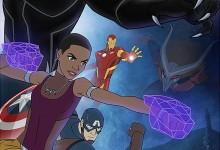 美国动画片《复仇者集结 Avengers Assemble》第五季全14集 英语中英双字 720P/MP4/3.52G 动画片复仇者系列下载-儿童动画网