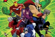 美国动画片《复仇者:世上最强英雄组合 The Avengers: Earth's Mightiest Heroes》第一季全26集 英语中字 标清/MP4/2.2G 动画片复仇者系列下载-儿童动画网