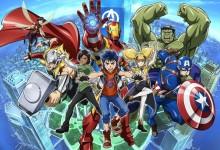 日本动画片《漫威未来复仇者 Marvel Future Avengers》全26集 日语中字 720P/MP4/3.29G 动画片复仇者系列下载-儿童动画网