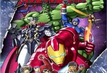 美国动画片《天雷争霸:复仇者联盟 Marvel Disk Wars: The Avengers》全51集 日语中字 高清/MP4/3.9G 动画片复仇者系列下载-儿童动画网