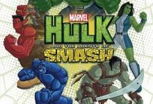 美国动画片《浩克与海扁特工队  Hulk and the Agents of S.M.A.S.H 2013》第一季全26集 英语中英双字 高清/MP4/7.83G 绿巨人系列动画片下载-儿童动画网