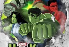 美国动画片《浩克与海扁特工队  Hulk and the Agents of S.M.A.S.H 2013》第二季全26集 英语英字 720P/MP4/5.82G 绿巨人系列动画片下载-儿童动画网