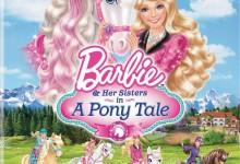 美国动画电影《芭比姐妹与小马 Barbie and Her Sisters in A Pony Tale 2013》国语版+英语版 1080P/MP4/1.15G 芭比系列动画片下载-儿童动画网