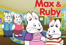 加拿大益智动画片《小兔麦斯和露比 Max and Ruby》全4季共46集+绘本 英语英字 高清/AVI/3.76G 动画片小兔麦斯和露比下载-儿童动画网