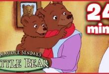 加拿大动画片《天才宝贝熊 Little Bear》全5季共65集+5绘本 英语版 高清/AVI/14.9G 动画片天才宝贝熊下载-儿童动画网