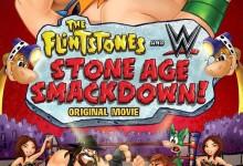 美国动画电影《摩登原始人:石器时代大乱斗 The Flintstones & WWE: Stone Age Smackdown 2015》英语版 720P/MP4/1.45G 动画片摩登原始人全集下载-儿童动画网