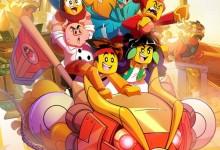 乐高动画片《乐高悟空小侠:新年除妖记 LEGO Monkie Kid》全5集 国语中字 1080P/MP4/1.25G 乐高动画片下载-儿童动画网