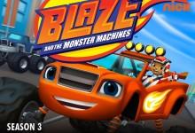 美国动画片《旋风战车队 Blaze and The Monster Machines》第三季全20集 国语版20集+英语版20集 1080P/MP4/5.79G 动画片旋风战车队下载-儿童动画网