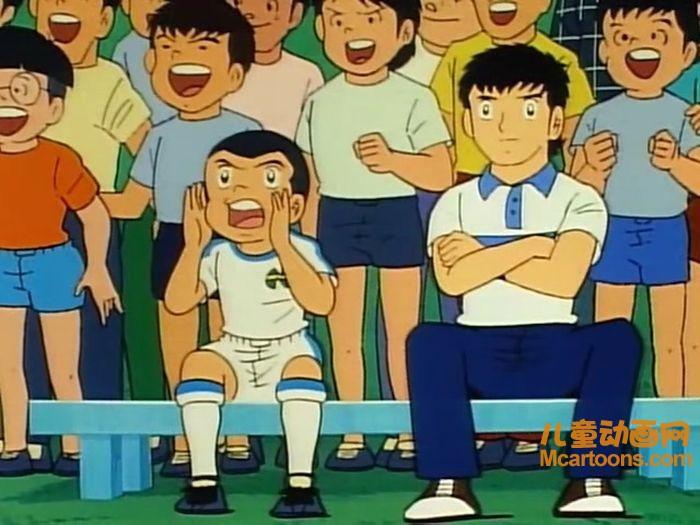 日本动画片《足球小将 Captain Tsubasa》全128集 国语版 高清/MKV/17.8G 动画片足球小将下载插图(4)