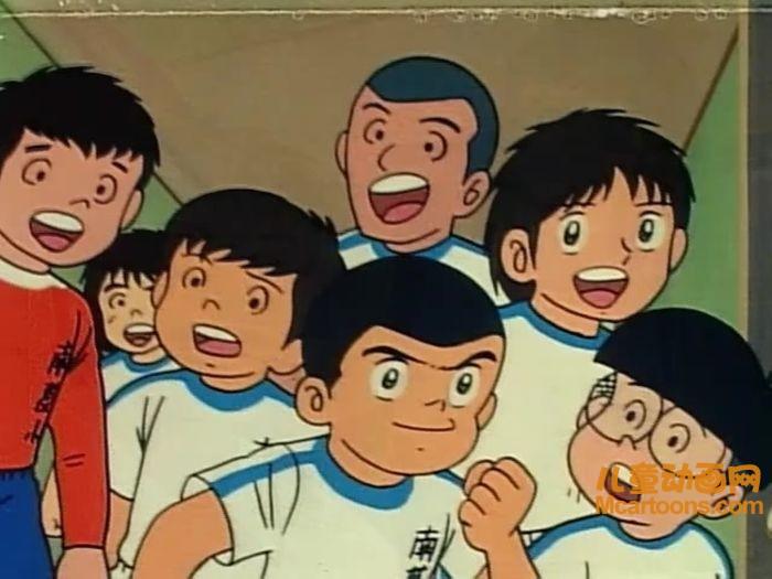 日本动画片《足球小将 Captain Tsubasa》全128集 国语版 高清/MKV/17.8G 动画片足球小将下载插图(2)