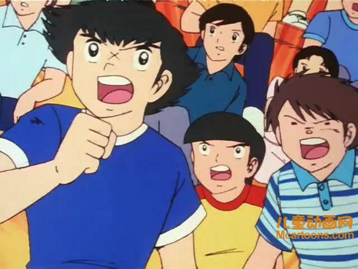 日本动画片《足球小将 Captain Tsubasa》全128集 国语版 高清/MKV/17.8G 动画片足球小将下载插图(1)
